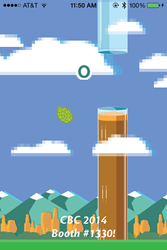 "The ""Flappy Bird"" craze coming to Denver Craft Brewers Conference with beer-themed version of hit game, ""Hop Till You Drop."""