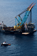 Crowley Tugs Deliver Tubular Bells Topside to the Deep Waters of U.S....