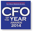 CFO of the Year Logo