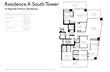 St Regis Bal Harbour Residences Residence A South Tower Floorplan