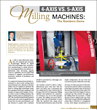 4-Axis vs. 5-Axis Milling Machines: The Numbers Game