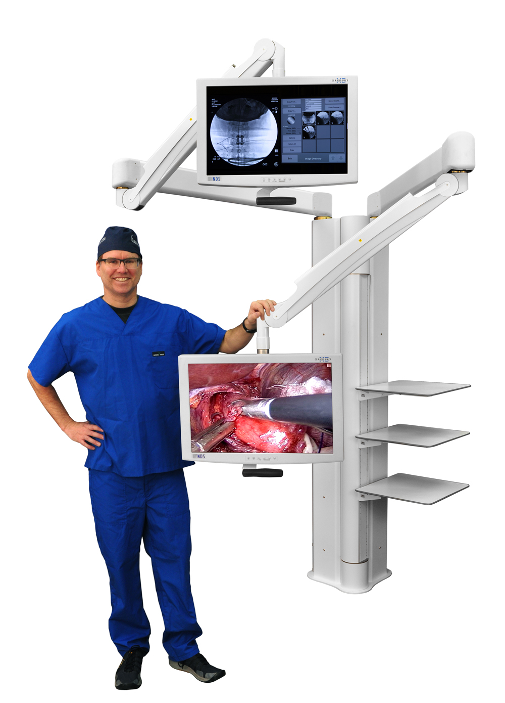 Endoscopy Suite Boom: Cost Effective Visualization And Boom System Now Available