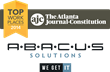Atlanta IT Solutions Provider Abacus Solutions Makes AJC Top 100...