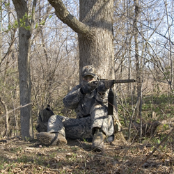Taking a Hunter Safety Course trains safe turkey hunters.