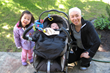 The Nanny Angel Network in Toronto provides trained volunteer Nannies who give free relief childcare to mothers undergoing cancer treatment. (Courtesy Nanny Angel Network).