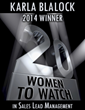 SLMA Logo for Karla Blalock Top 20 Women 2014