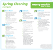 New Survey Gets the Inside Dirt on Spring Cleaning, Reveals Most...