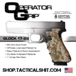 Operator Grip for Glock Handguns and PMAG Magazines Now Available