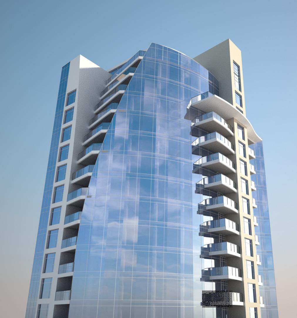 Symphony Tower Edmonton Announces Launch Of Luxury Upper