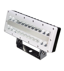 LED Flood Light that produces 20,500 lumens of high intensity light while drawing only 160 watts