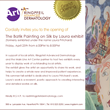 A New Exhibit at the Ringpfeil Dermatology Gallery - Batik Painting on...