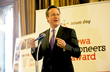 UK Prime Minister David Cameron attended the Sewa Pioneers Awards reception to recognise a new generation of social action volunteers.