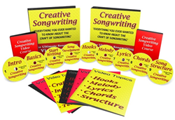 Write Great Songs Easily withThe Creative Songwriting Video Course