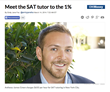 """SAT Tutor to the 1%"" Launches Complimentary SAT Prep and College Resource Center"