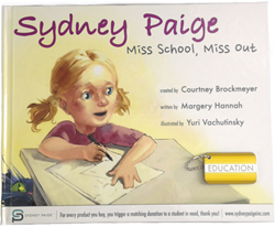 Buy / Give Business Sydney Paige: backpacks, accessories, children's books