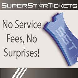 SuperStarTickets Offers No Service Fees for Concert, Theatre, & Sports Tickets Nationwide