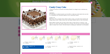 Baskin Robbins Online Ordering Screen