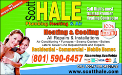 Salt Lake City AC Repair & Air Conditioning