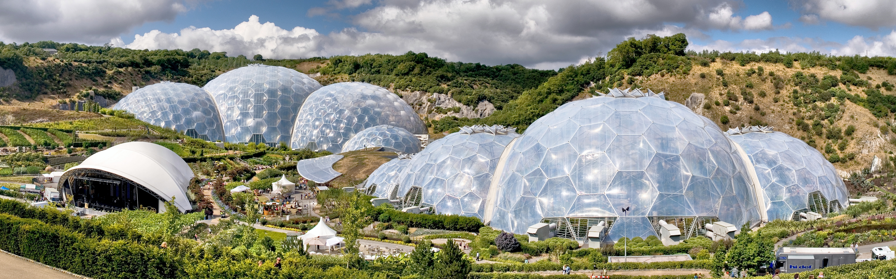 Cornwall in england makes top 10 vacation destinations - The geodesic dome in connecticut call of earth ...