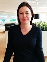 Linda L. Johannessen, CEO and founder of YAY Media AS