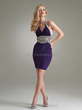 Graceful Purple Prom Dresses for 2014 from Msdressy.com