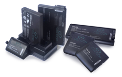 "Li-ion ""Stock"" Smart Batteries"