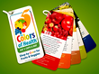 The Colors of Health® motivates and activates consumer commitment to the 5 Cups a Day goal. Daily active engagement is at the heart of The Colors of Health® initiative with its Shop-By-Color Guide.