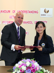 DARA ADDICTION REHABILITATION CENTER PAIRS UP WITH MAHIDOL UNIVERSITY PROGRAM