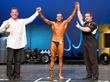 Sean Sparling Awarded 'Most Inspirational Athlete' at 2014 NPC Natural Western USA Competition