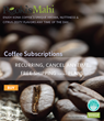 Pooki's Mahi's Coffee Subscriptions BUY @ http://subscriptions.pookismahi.com/collections/coffee-subscriptions