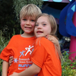 Siblings Running for Down Syndrome Research