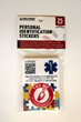Checkpoint Wristbands Launches Nation's First Autism Safety...