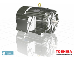 Toshiba Sales Leads Increase by 360% with Embedded Online Product Configurator by CADENAS PARTsolutions