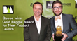 Queue Wins Gold Reggie Award For New Product Launch Campaign