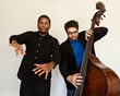 "Pianist Joshua White and bassist Jeff Denson are heard together on Denson's new CD ""I'll Fly Away."""