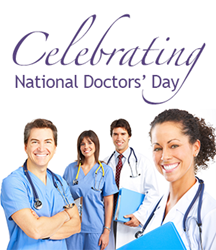 InCrowd Celebrates National Doctors' Day