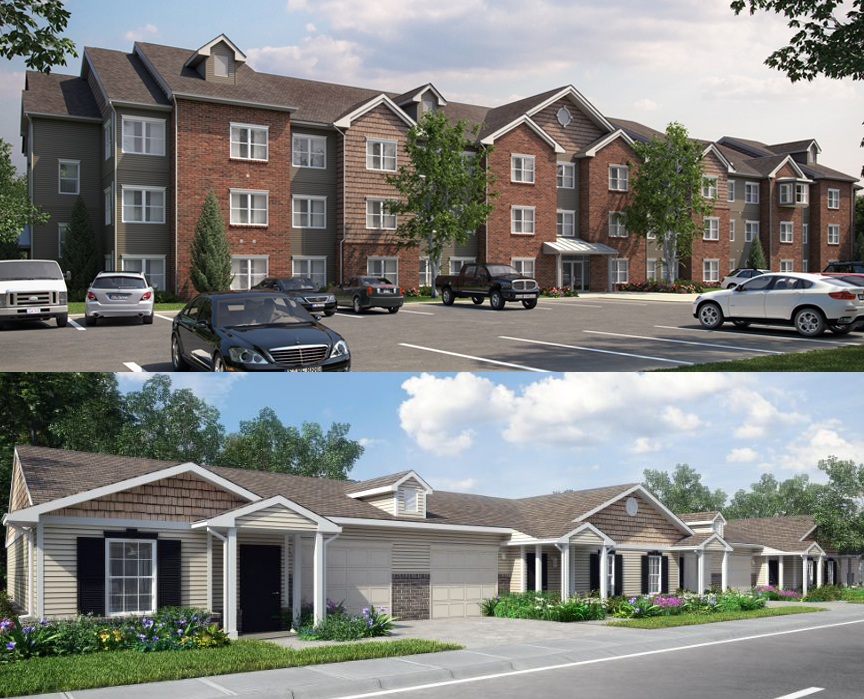 Miller Valentine Group Announces Ashley Grove Apartments In Mount Orab, Ohio