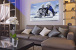 MailPix Debuts Holographic Canvas Prints