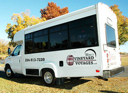 Moon's Vineyard Tours