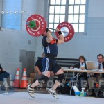 Mario's Clean and Jerk at the 2013 National Masters