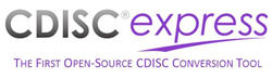 CDISC Express, Clinovo's Open Source CDISC SDTM Conversion Tool