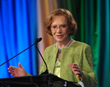 Former First Lady Rosalynn Carter, Founder of the Rosalynn Carter Caregiving Institute at Georgia Southwestern University