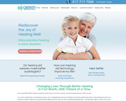 Carson Hearing Care in Fort Worth Texas
