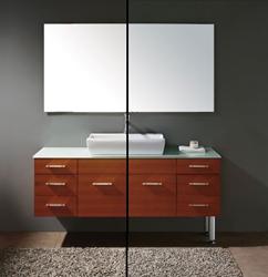 """James Martin Solid Wood 60"""" Single Bathroom Vanity, Maple 147-140-5311"""