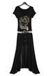 Rose Dress, Maxi Dress