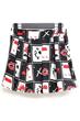 A-line Skirt, Cartoon Skirt