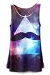 Galaxy Tank,Moustache Tank