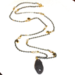 Slag Pebble Pendant from FizzCandy's Spring 2014 Gem*stone Collection