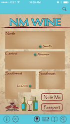 New Mexico Wine Trails iPhone app