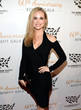 Actress Fiona Gubelmann carries Jill Milan's Holland Park Clutch as she arrives for the Humane Society of The United States' 60th Anniversary Gala, March 29, 2014 in Beverly Hills. (Photo: Michael Kovac/Getty Images for Humane Society)
